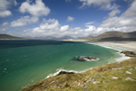 View Of Luskentyre, Isle Of Harris, Scotland